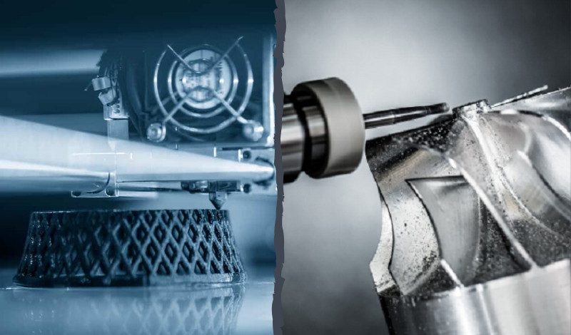 5 Ways 3D Printing Complements Traditional Manufacturing